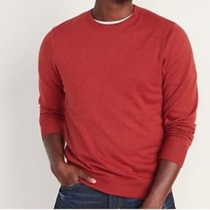 Old Navy Mens Casual crewneck light weight sweater